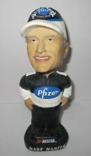 MARK MARTIN Pfizer BOBBLE HEAD NASCAR Racing BOBBLEHEAD