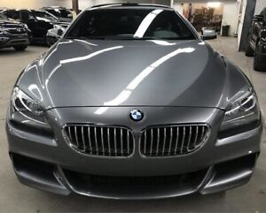 *MINT* 650i xdrive Grand Coupe + M Sports Package