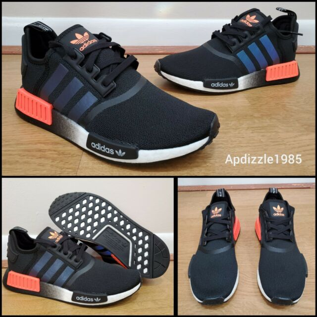 adidas NMD R1 Boost Mens Running Shoes