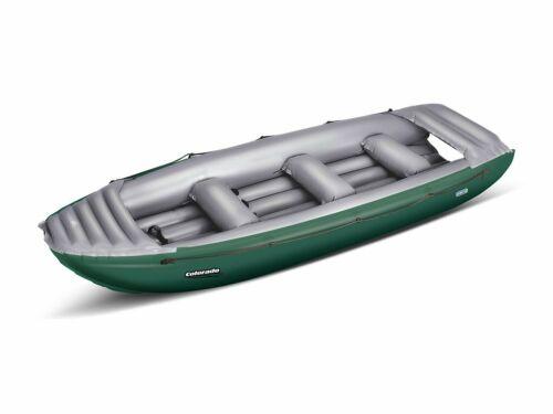 Gumotex Colorado 450-6 Pers Raftingboot gratis Luftpumpe