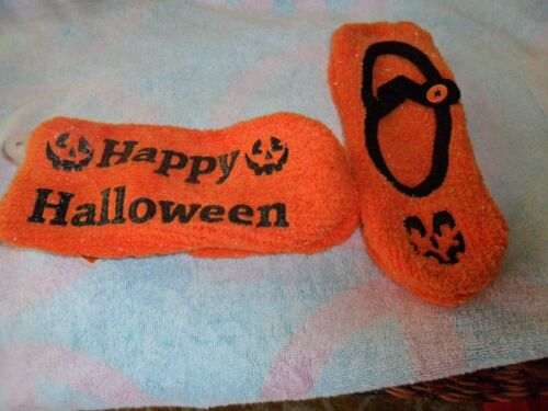 Halloween  cozy fun socks~~one size fits all