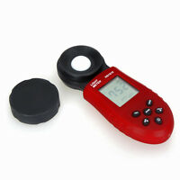 Digital Light Meter Lcd Luxmeter Luminometer Photometer Measure Tester Us O2lx