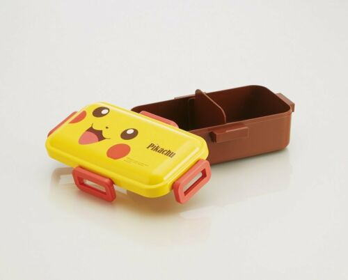 Skater pokemon dome shape lunch box 530 ml made in Japan dishwasher safe Picachu