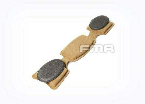 FMA TB1269 Hunting Tactical Memory Foam Pads For EX Ballistic Helmet Protective