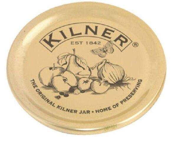 Las tapas de sellado interior de Kilner de reemplazo para Vidrio Tornillo-Top preservar Tarros 70mm