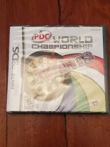 Nintendo DS PDC World Champion Darts O-Games New In Box