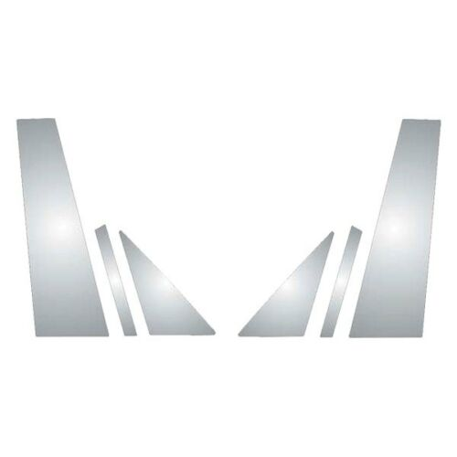 For Mercedes-Benz CLS400 2015-2016 Zunden Polished Pillar Posts