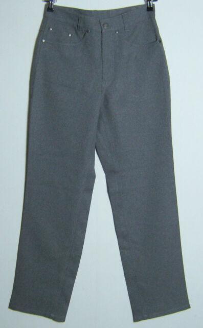 Jeans Hose Größe 43 Helles Grau 5-Pocket