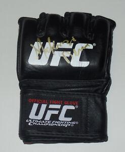 MACKENZIE-DERN-SIGNED-AUTO-039-D-UFC-OFFICIAL-FIGHT-GLOVE-BAS-COA-222-INVICTA-LEGACY