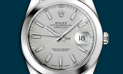 Up to 30% off Rolex watches.