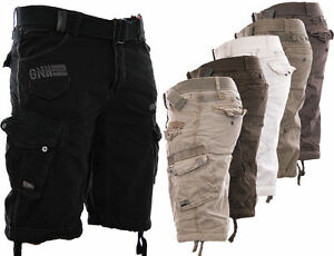 geographical-norway-herren-cargo-shorts-kurze-hose-short-bermuda-Knielang-Peopel