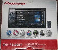 Pioneer AVH-P2400BT Plus Speakers !!!