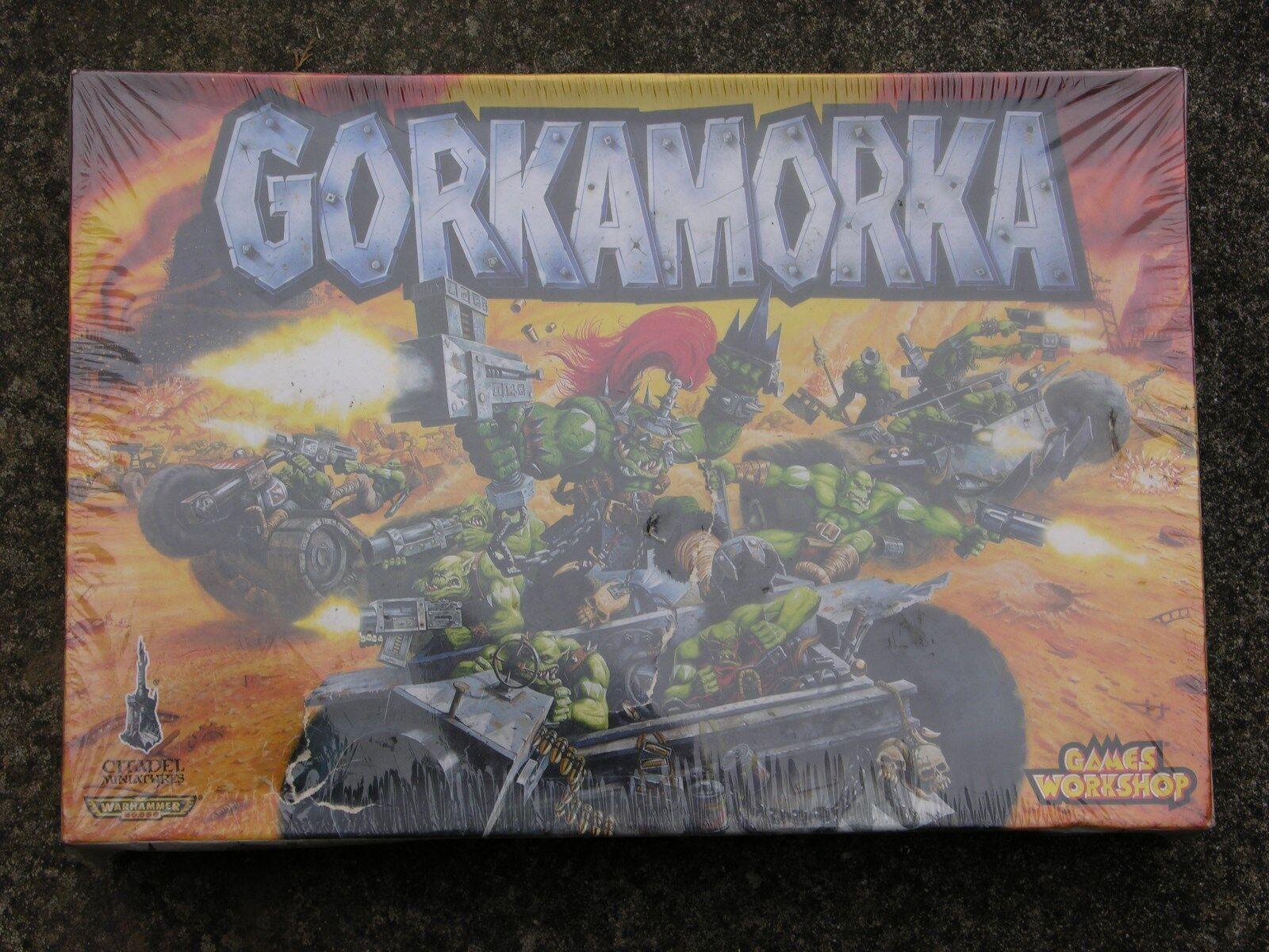 Games Workshop Gorkamorka, set Nuevo Y En Caja