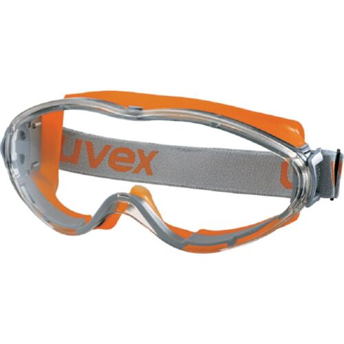 UVEX SAFETY GOGGLES ANTI-FOG /& ANTI-SCRATCH ULTRASONIC 9302-245 CLEAR LENS