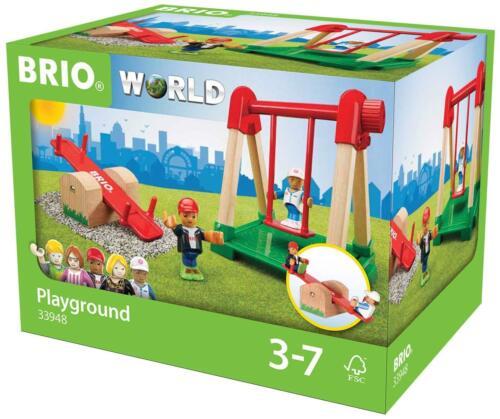Village Playground 33948 BNIB SHIPS FAST BRIO World