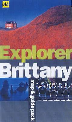 Very Good Hunt, Lindsay, Brittany (AA Explorer), Paperback, Book