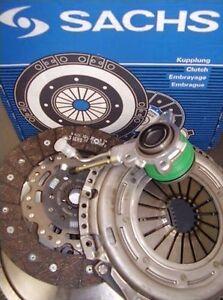 Sachs-Doble-Masa-Rigida-Volante-Y-Un-Kit-De-Embrague-Para-Opel-Vectra-150-1-9-CDTI-F40
