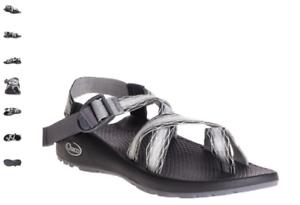 Chaco Z 2 Clásicas Prisma gris Cómodo Sandalia Tallas para Dama 5-11