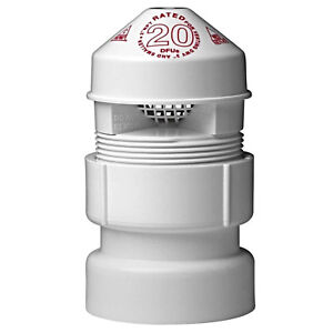 Sure Vent Air Admittance Valve W Pvc Adapter Secondary