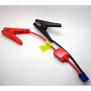 Jumper Cable Booster Cable For Car Battery Connection Jumper Jump Start Prevent Reverse Charge