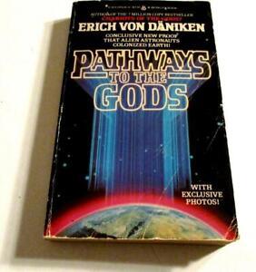 PATHWAYS-TO-GODS-By-Erich-Von-Daniken-pb-ANCIENT-PILOTS-4000-YR-NUCLEAR-BLAST-PB