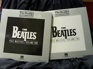 The-Beatles-Past-Masters-Vol-1-amp-2-HMV-Sonderauflage
