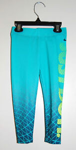 99727b04ebfe9 NWT Nike Toddler Girls Jade Green Ombre JUST DO IT Dri-Fit Sport ...
