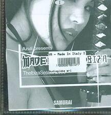 Azuli Made In Italy 2005 - Gaudino/Deep Dish/Technotronic/Tiga Promo Cd-R Mint