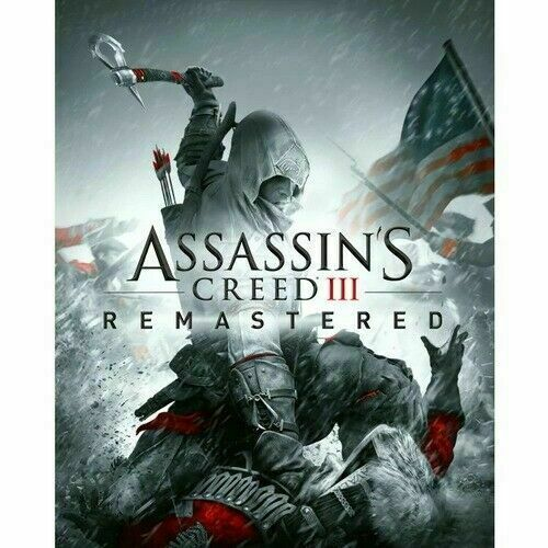Assassin S Creed Iii Remastered Playststion 4 2019 For Sale