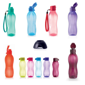 Tupperware Trinkflasche Kohlensäure
