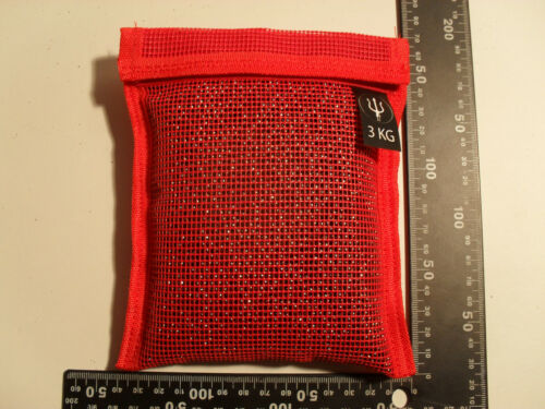 1kg Lead Shot filled Pouches Bag Weight Belt Ballast SCUBA DIVING