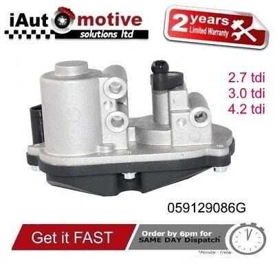 5 Pins BOXI Intake Manifold Flap Actuator Motor Fits For AUDI A4 A5 A6 A8 Q5 Q7 VW PHAETON TOUAREG 2.7 3.0 4.2 059129086G
