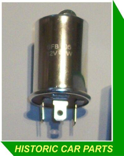 A2S6 5w for AUSTIN A40 Saloon Flasher Unit 12v 2x21w 1959-67 as Lucas 35020