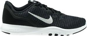 c70631678b8 Womens Nike Flex Trainer 7 Running Shoes Size 6.5 - 10 Black White ...