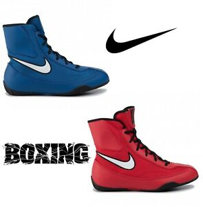 Nike machomai 2 boxe Chaussures de Boxe Bottes Training Ring Shoe