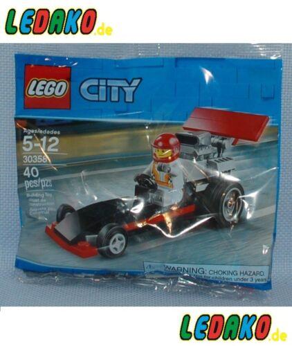 Dragster im Polybag neu 30358 LEGO® CITY