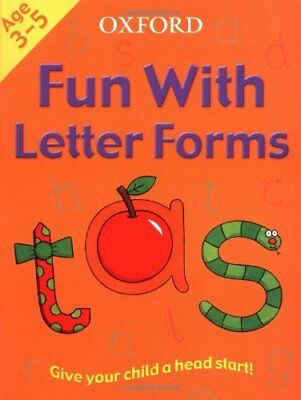 100% De Calidad Fun With Letter Forms,jenny Ackland