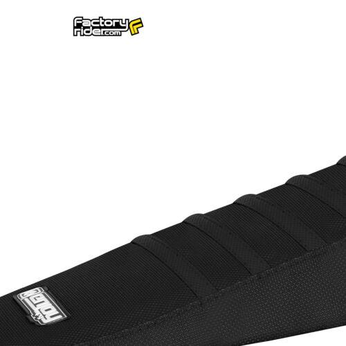 2013-2014 HONDA CRF 250 L Black//Black RIBBED SEAT COVER BY Enjoy MFG