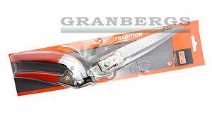 Bahco-Garden-Grass-Shears-GS-76-Pruining-Cutting-Hardened-Steel-Blade-Swedish