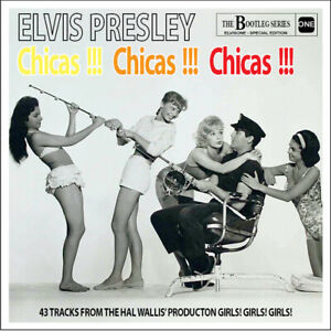 Elvis-Collectors-CD-Chicas-Chicas-Chicas-Brand-New-Release