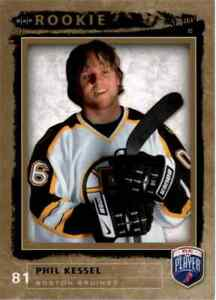 2006-07-Be-A-Player-202-Phil-Kessel-RC-999-NM-MT