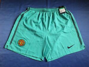 1eba477971c Image is loading BNWT-Nike-Manchester-United-2009-2010-Goalkeeper-Player-