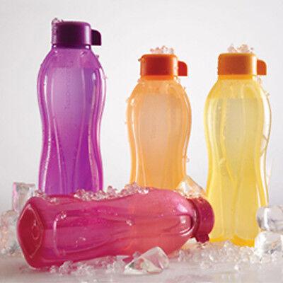 Tupperware Water Bottle Aquasafe 1 Litre (1000Ml) Bottle - 1 Ltr -(4Pc)