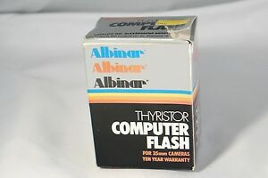 Albinar Thyristor 75AT flash with a box 5315042