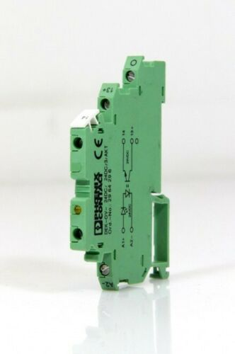 PHOENIX CONTACT DEK-OV 24DC// 24DC// 3//AKT Solid-State-Relaisklemme 2964296 NEU