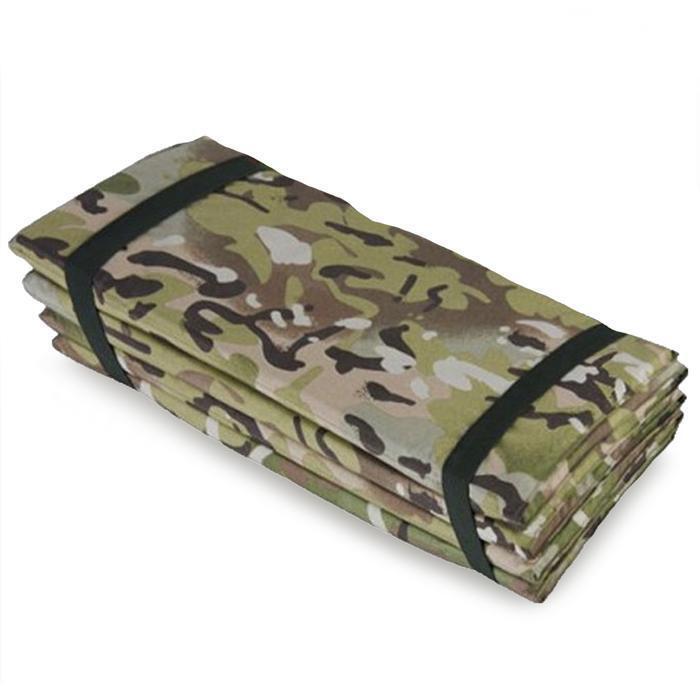Stile Dell'Esercito Pieghevole Dormire Mat 'Z Tappetino' Multicam Mimetico -