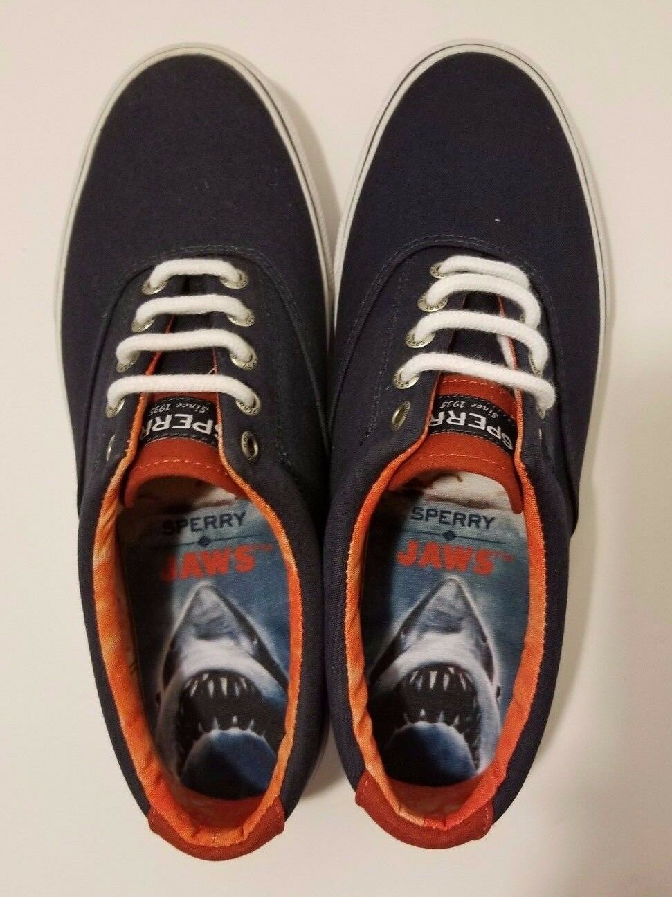 *NEW* Sperry Sts 14346 Limited Edition Jaws Lace Ups (STS143456)
