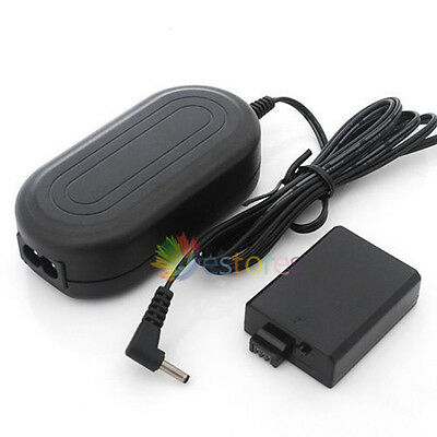 ACK-E5 AC Power Adapter + DR-E5 DC Coupler For CANON EOS 450D 500D 1000D XS XSi