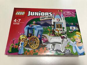 LEGO-Juniors-Disney-Princess-Cinderella-039-s-Carriage-10729-Brand-New-Sealed