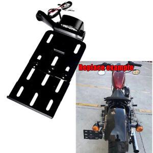 High-Quality-Motorcyle-License-Plate-Side-Bracket-for-Harley-Sportster-883-XL883